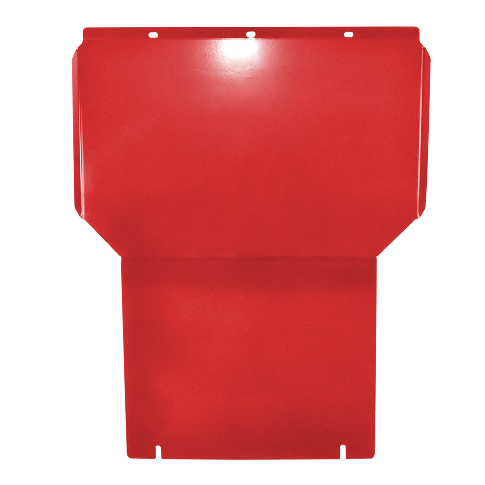 Bash Plate for Toyota Landcruiser 100 Series 1997-2007 Red image