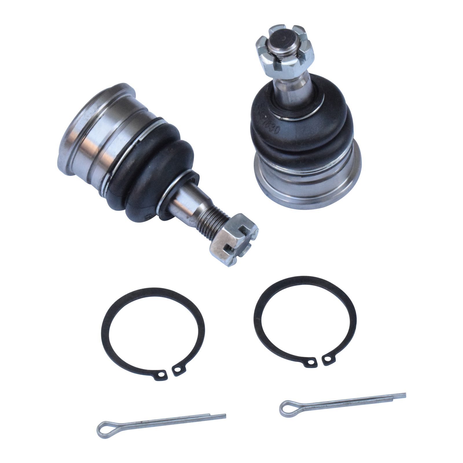 Ball Joint Upper Fit Toyota Prado 90 95 Landcruiser KZJ RZJ VZJ 1 pair image