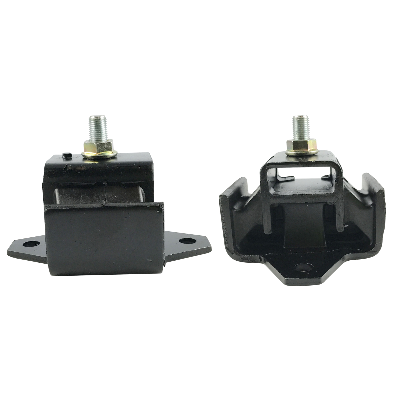 2pcs Gearbox Transmission Mounts Fit For Patrol GQ Y60 GU Y61 Left + Right all Engines  image