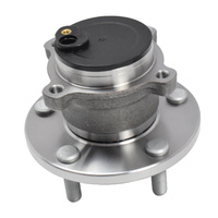 Rear Wheel Bearing Hub Fit For Mazda 3 BK BL With ABS 2003-2014 2WD
