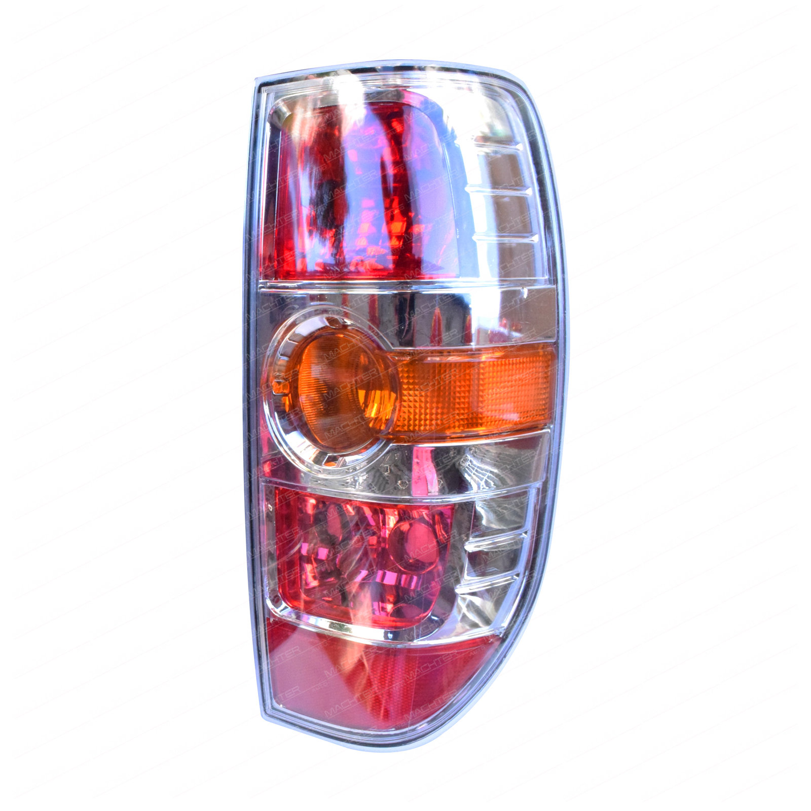 Right Hand Tail Light Fit For Mazda BT50 XTR Chrome 2008-2011