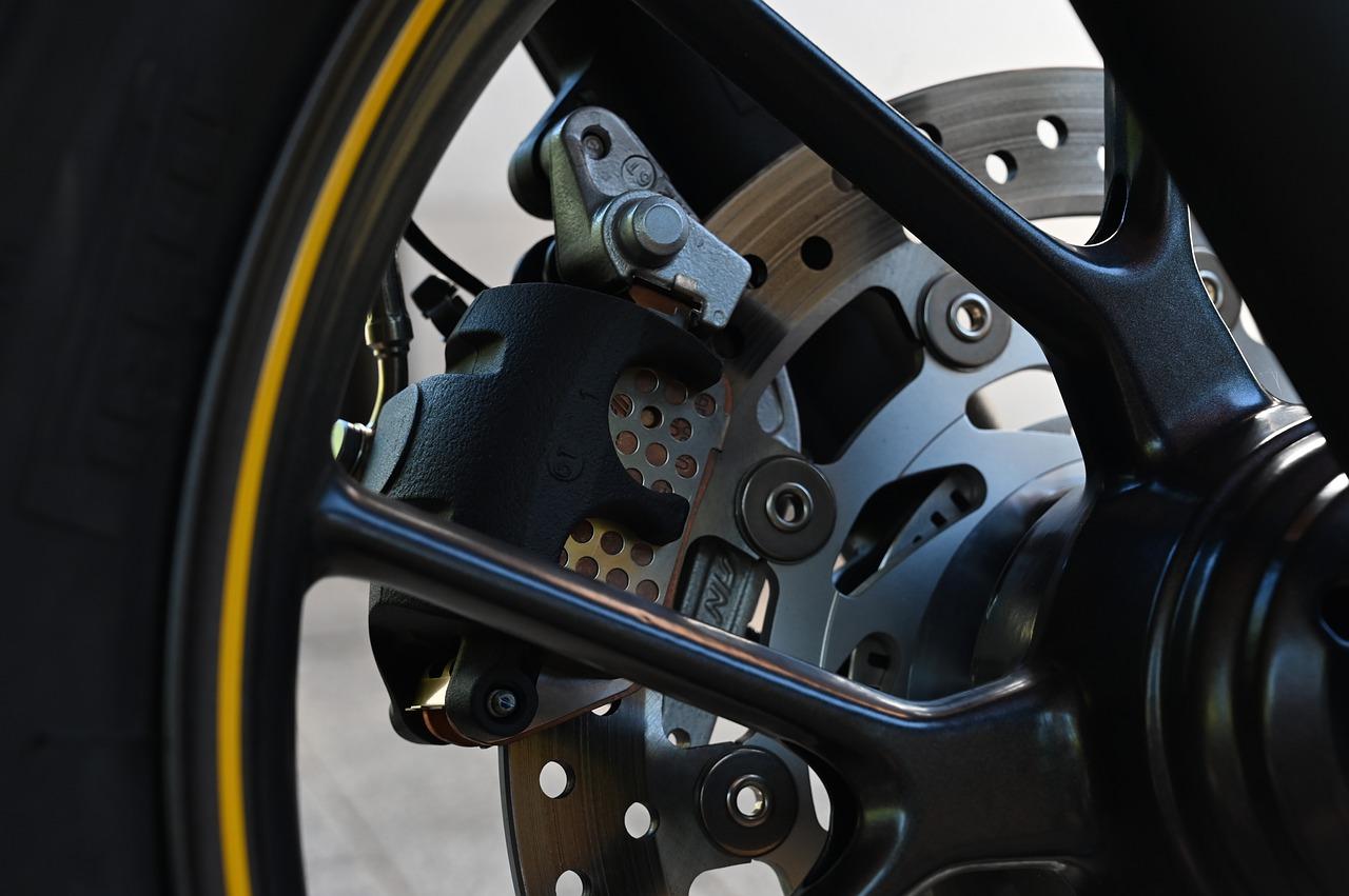 caliper braking system disc